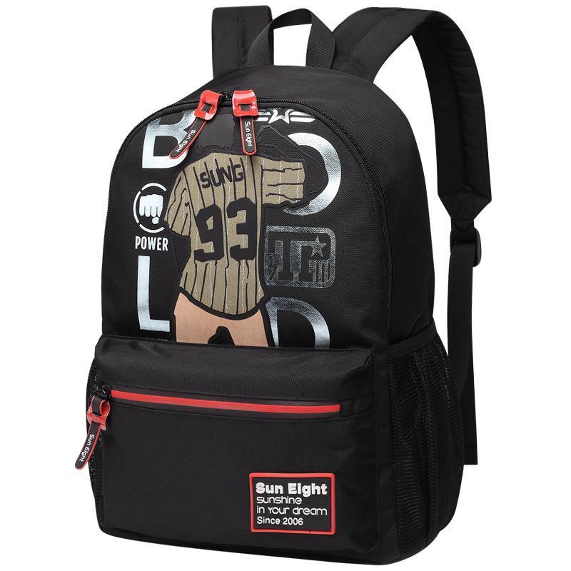 Novo estudante do ensino médio mochila ombro fabricante sênior lazer ao ar livre mochila de viagem