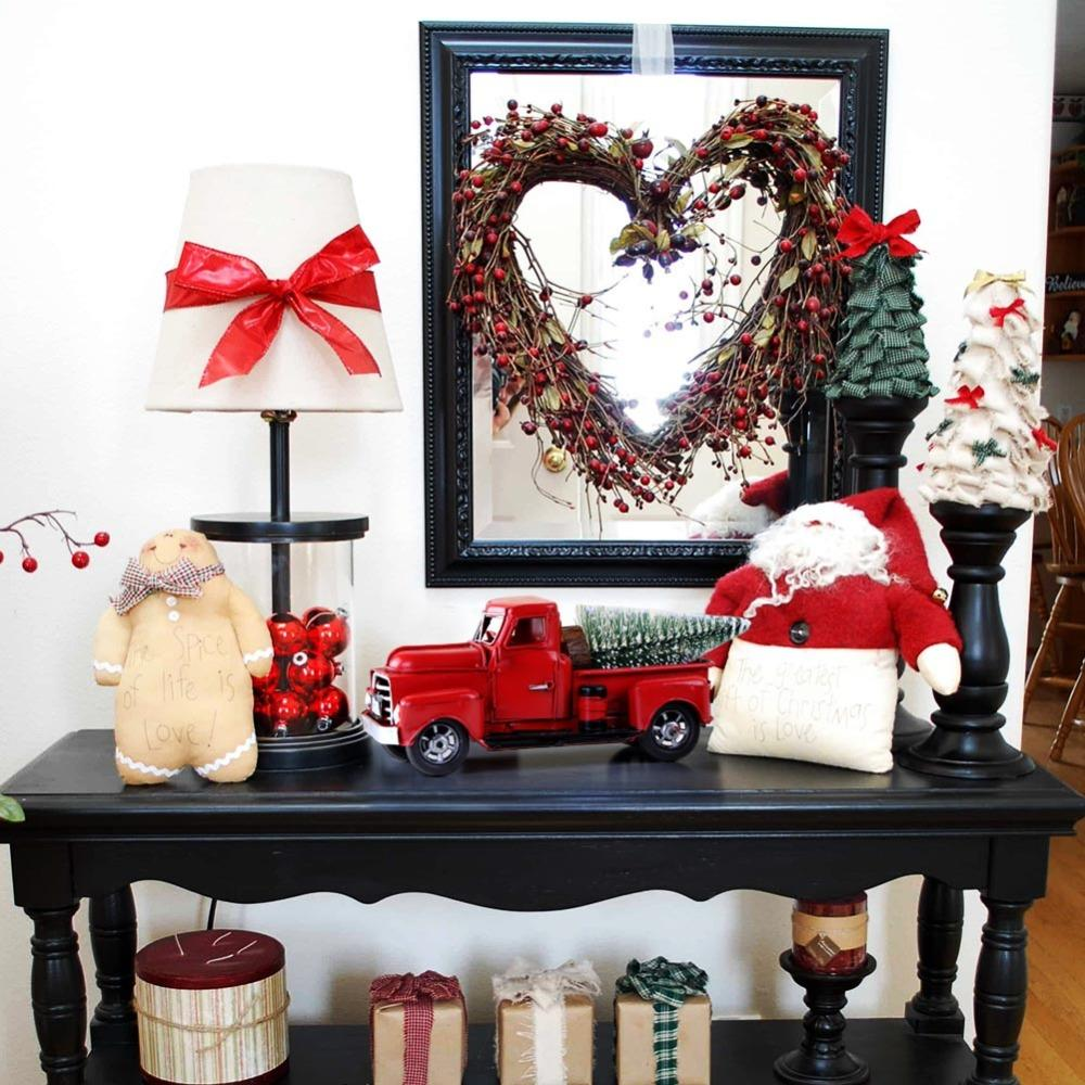 Wholesale Retro Little Red Truck Christmas Decoration For Home Table Kid Children Boy Toys Xmas Gifts Party Birthday Decor Luxury Christmas Decorations Make Christmas Decorations From Luzhenbao525 24 55 Dhgate Com
