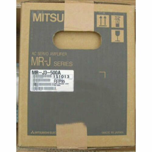1PCS NOUVEAU DANS LA BOÎTE Mitsubishi Mr-J3-500A servovariateurs MrJ3500A Livraison gratuite
