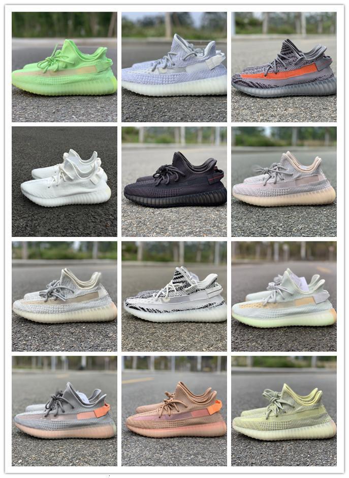4 13 Tüm Renkleri Yeni Düşük Siyah Beyaz Erkekler Yeşil Eğitimi Spor Moda Üst Kalite Dış Mekan Eğitmenler ile Kutu Boyut Koşu Ayakkabıları - Outdoor