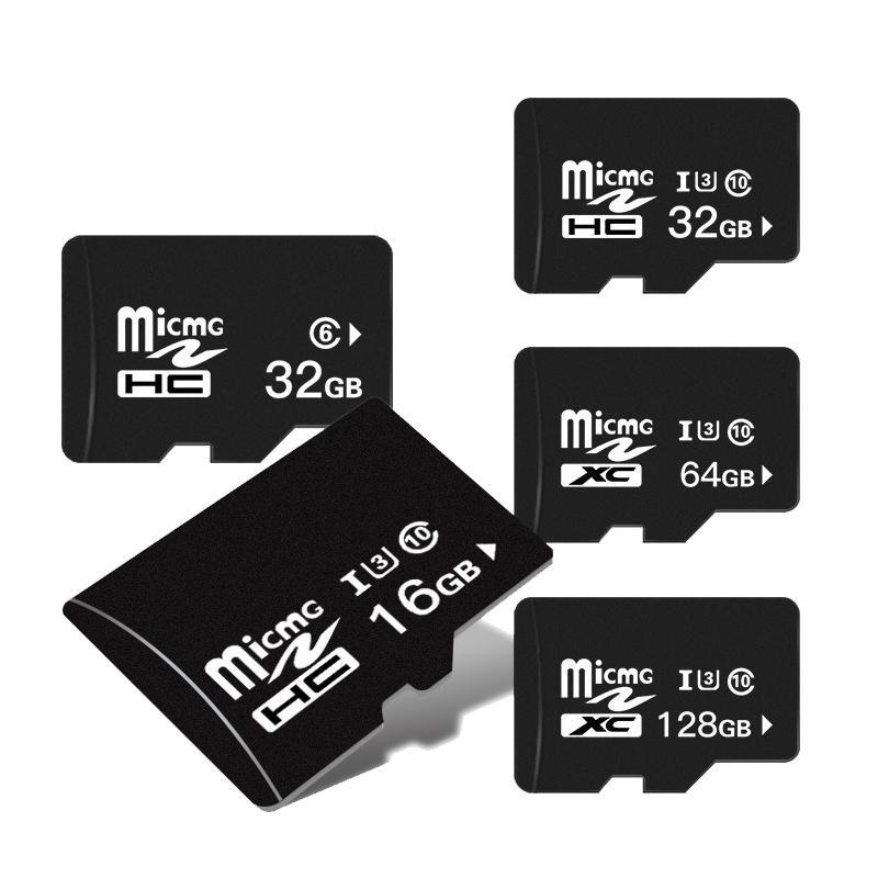 Memory Card 64GB 32GB 16GB High Quality Class 10 UHS-I U1 TF Flash Card 8GB 128MB For Smartphone