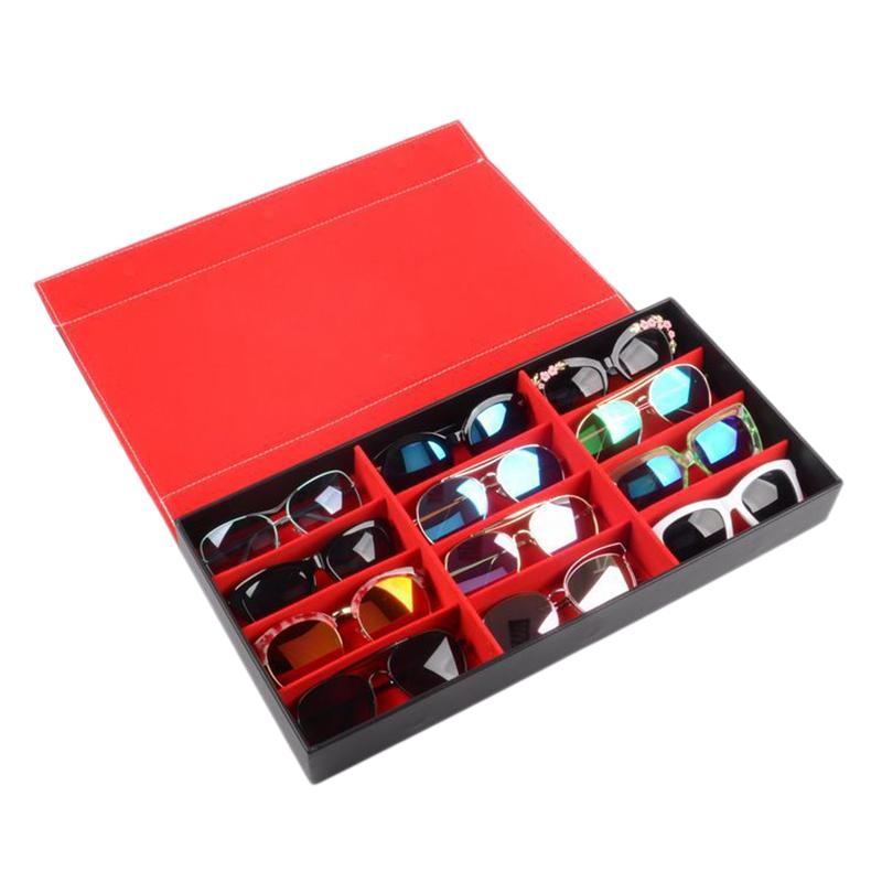 COVERED 32 PR SUNGLASS DISPLAY BRIEFCASE sales trays sunglass sales displays NEW