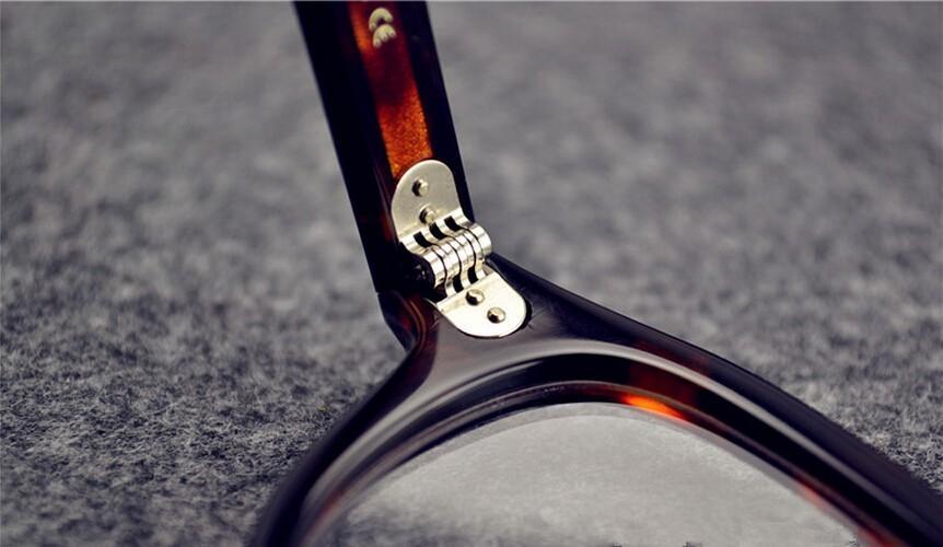 Оптово Джонни Деппом очки верхнего качества бренда круглые очки кадр мужчин и женщин близорукости глаз очки кадров бесплатная доставка