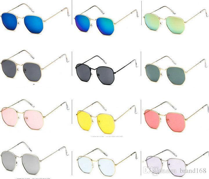 (ÇİNDE YAPILDI) 12 Renkler Yeni Modayı seçebilir Küçük kare güneş gözlüğü Bayan spor güneş gözlüğü için Açık bisiklet güneş gözlüğü.
