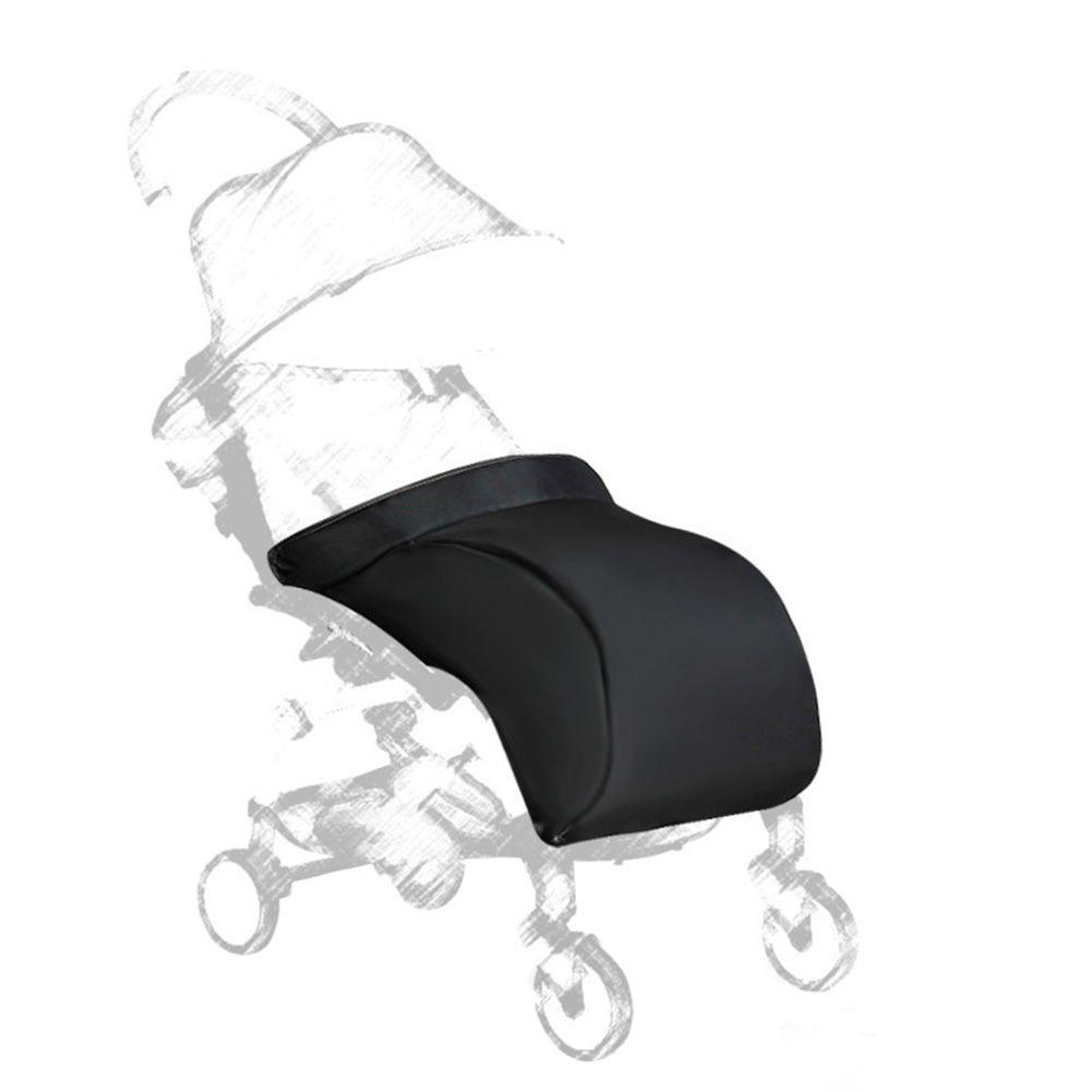 Sombra a prueba de viento Cochecito Accesorios portátiles universal Saco cálido Cochecito pierna cubierta de protección multifuncional bebé