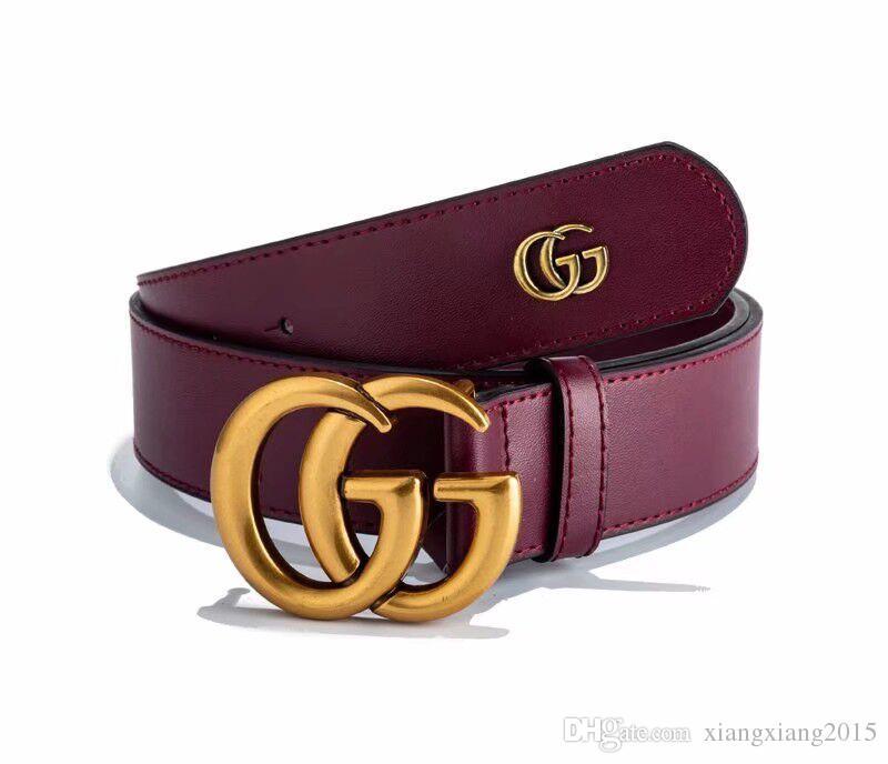 Inicio Accesorios de moda Cinturones Accesorios Cinturones Detalle del producto 2019 Diseño y color Cinturones de alta calidad de lujo Cinturón de hebilla