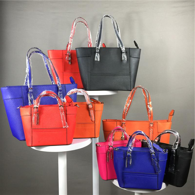 Marke Designer-Mode Geldbeutel Frauenschulterbeutel Geldbeutel Handtasche weibliche Tote Marke kleine Handtasche mit diagonalen Trageriemen 2 Größe