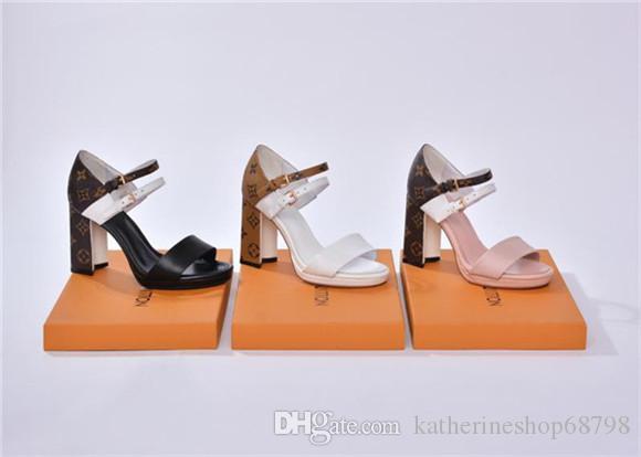 новые designeros22ss женская обувь на высоких каблуках сандалии тапочки из натуральной кожи туфли на высоких каблуках сандалии тапочки партия банкет свадебные туфли 77