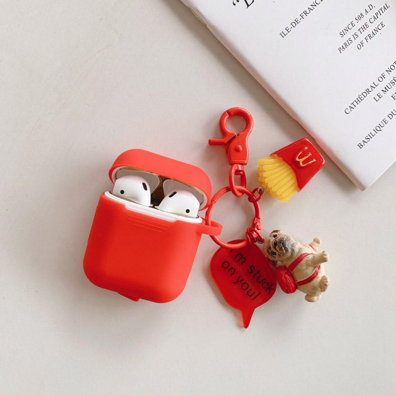 2020 Silicone Case For Airpods 1 2 Wireless Bluetooth Case For