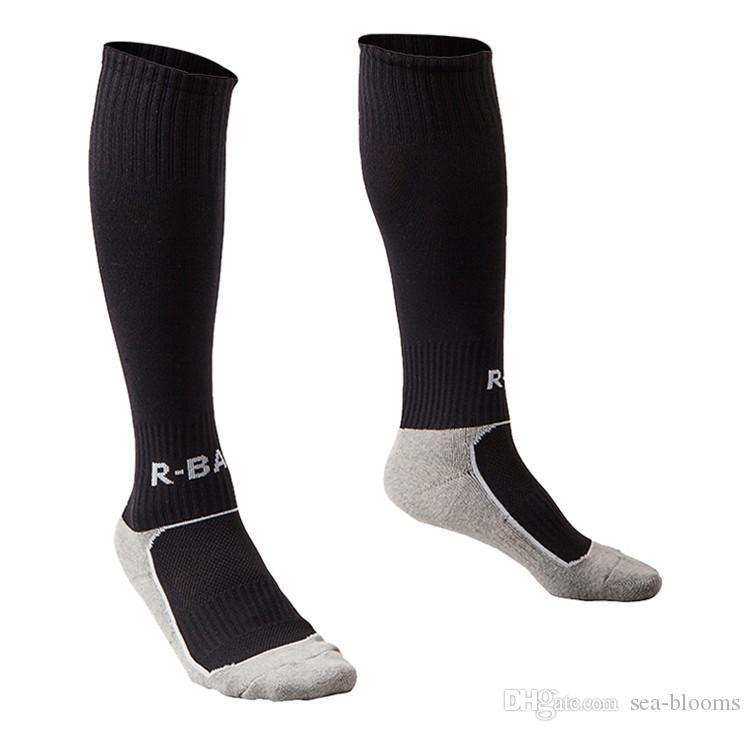 Boys Girls Toddler Kids Knee High Length Cotton Stripes School Sport Socks TY