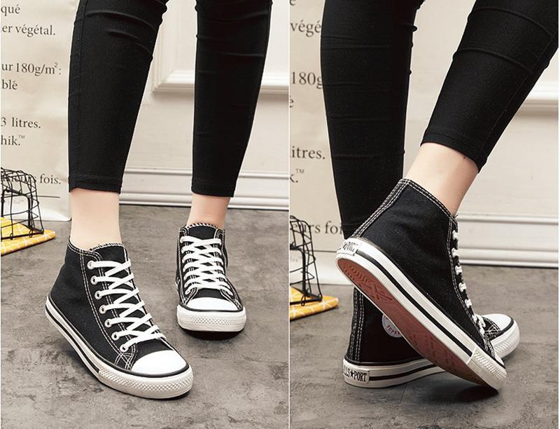 Haut-top Chaussures Sneaker Si-Grid Chaussures de marche décontractée pour des femmes des hommes