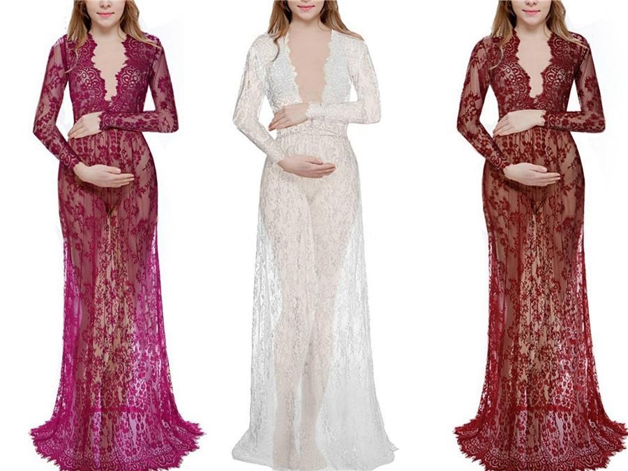 Boho Ülke Mermaid 2020 Gelinlik V Yaka 3 4 Uzun Kol Dantel Saten Gelinlik Sweep Tren Robe De mariée # 551