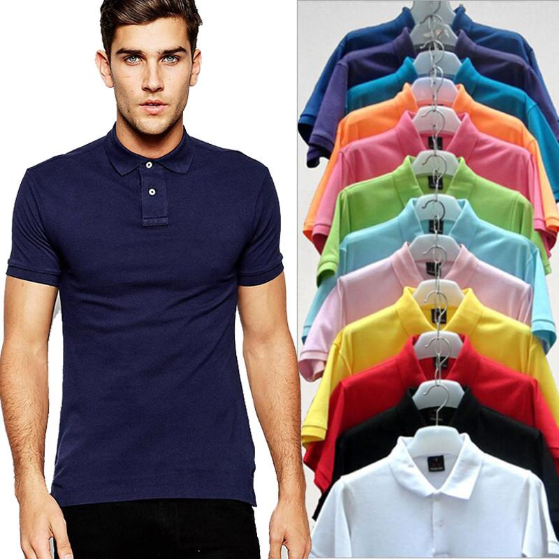 2020 Hot Sale White Black Mens Polo Shirts Men Desiger Polos Men ...