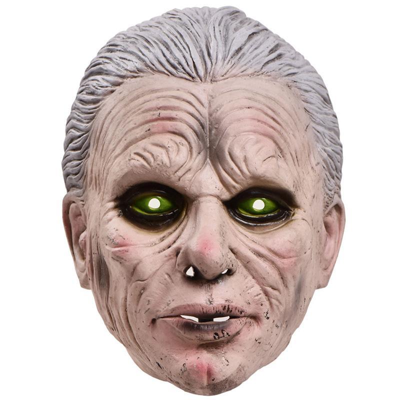 Nueva máscara de miedo demonio diablo máscaras de látex Halloween película cosplay decoración fiesta suministro adultos Horrible