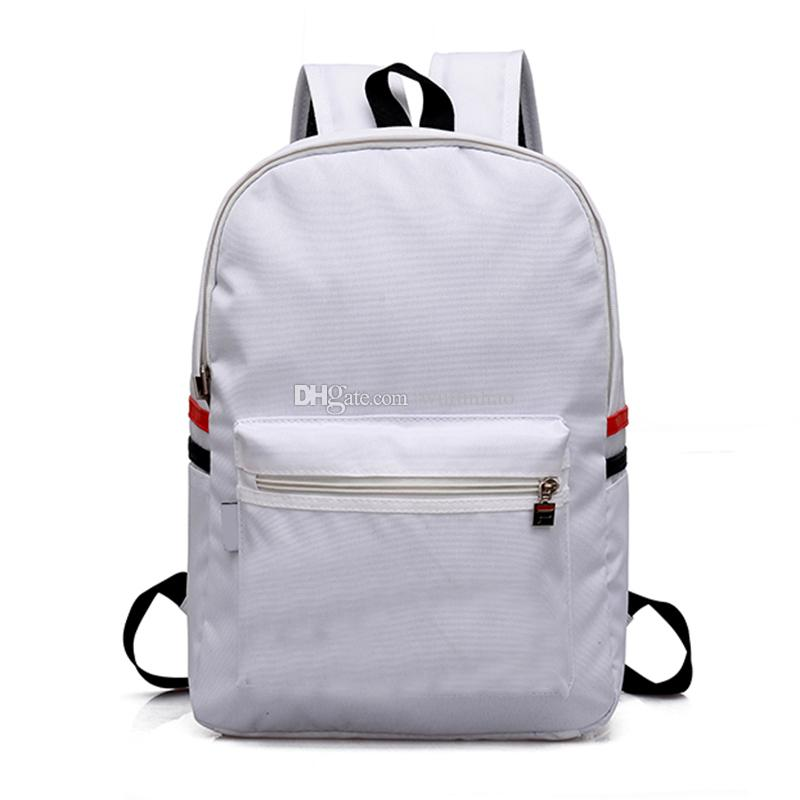 Известный стилист Backpacks Спорт Повседневный Открытый мешок школы высокого качества сумка для мужчин женщин Мальчик Девочка