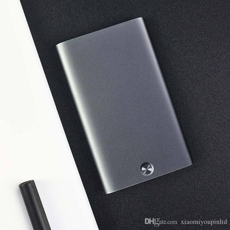 XIAOMI Youpin بطاقة التعارف القضية التلقائي المنبثقة غطاء صندوق رقيقة جدا حامل بطاقة المحفظة المعدنية بطاقة الهوية صندوق 3010016 2021