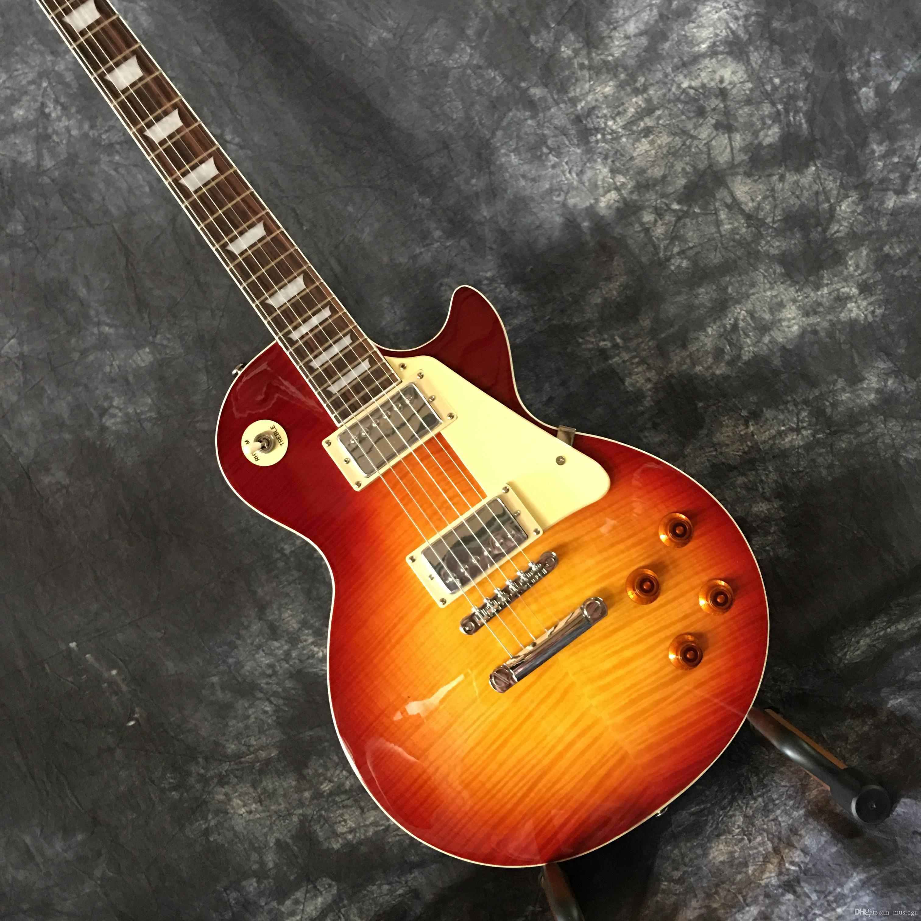 Free Shipping New 2020 Electric Guitar Guitar in China. Good Sound Quality