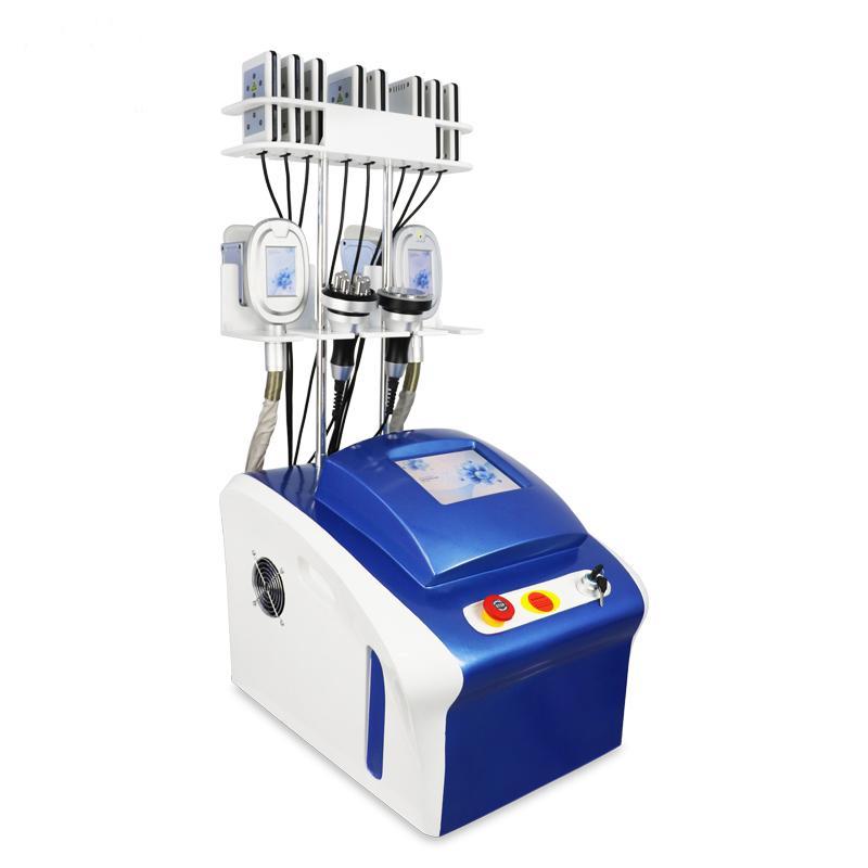 graisse portable machines de congélation de la graisse frezon 4 en 1 de refroidissement de cryothérapie corps de vide amincissant la machine contour du corps cryo
