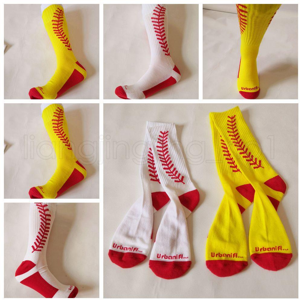 Бейсбол чулки носков середины трубка лето взрослого полиэфирное волокно дышащих носки мужского носка отдых напольных спортивные носки Party Favor FFA2478