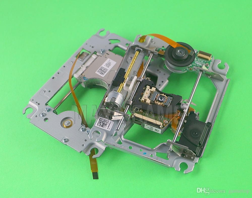 Neufday-Replacement Lens Head Part with Bracket for PS3 KEM-400AAA Game Console