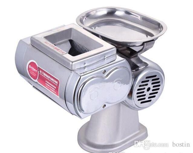 Neuer kleiner Fleischhobel 220V, Fleischschneidemaschine, Fleischschneider, am meisten benutzt im Restaurant