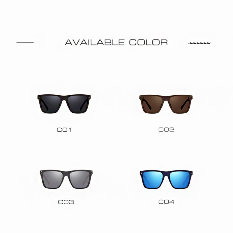 AOFLY мужчины поляризованные солнцезащитные очки старинные мужские солнцезащитные очки Polaroid линзы модный бренд дизайнерские очки Oculos Gafas De So AF8033