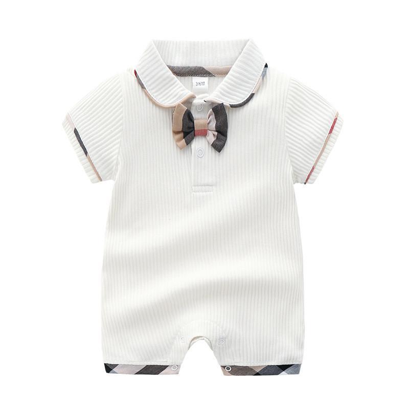 Short Sleeve Newborn Baby Boys Rompers Fashion Summer Style Toddler Kids Jumpsuits Infantil Bebes Overalls Children Costumes