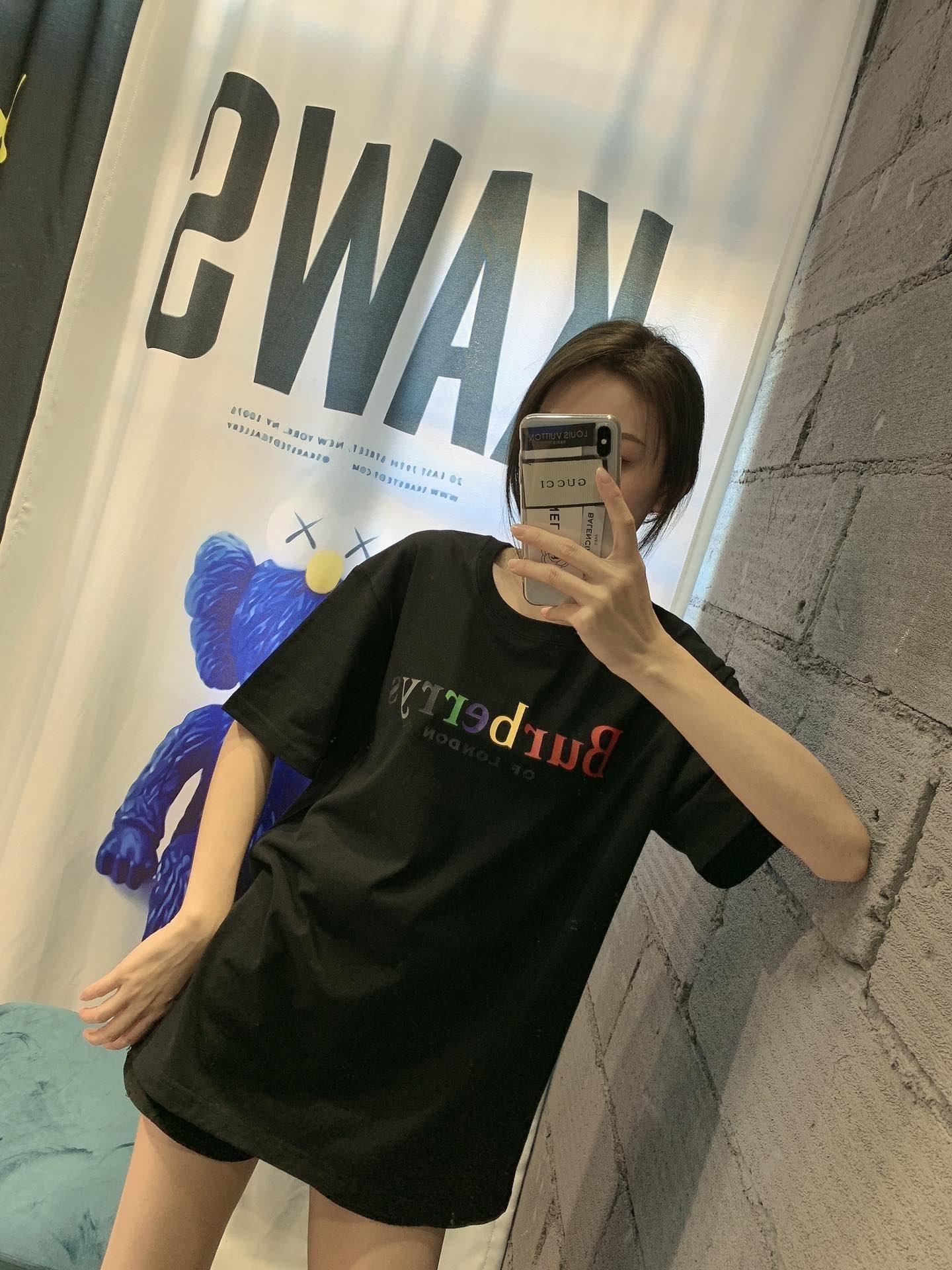 new arrival spring 2020 women t shirt T-shirt women tops short sleeve ty45*6435zy100862