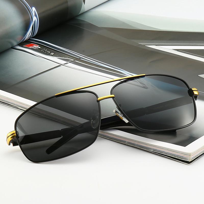 디자이너는 원형 금속 실제 UV400 유리 렌즈 태양 안경 무료 원래 가죽 금지 케이스, 천, 상자, 액세서리와 레이 온 선글라스
