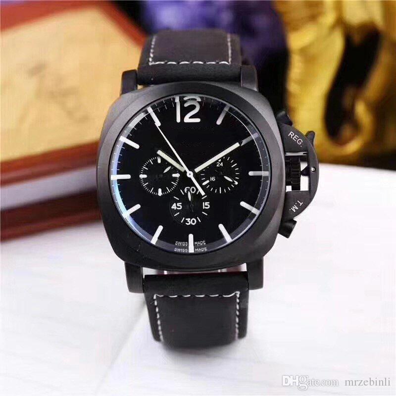 2019 Top acier Lunette Mens Watch Mouvement mécanique automatique concepteur montres de sport de luxe auto-vent Montres-bracelets Reloj Montrésor