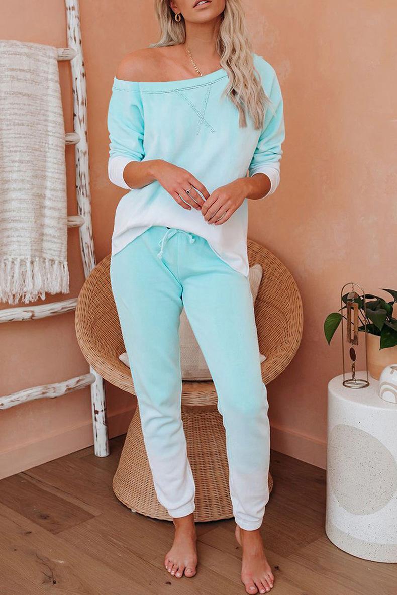 Gratuit pour Dhl Pyjama Tiedye Pour Mujer Pigiama Da Donna Per GIROCOLLO Tye Dye court violet clair Astroworld Tie Dye T-shirt en stock