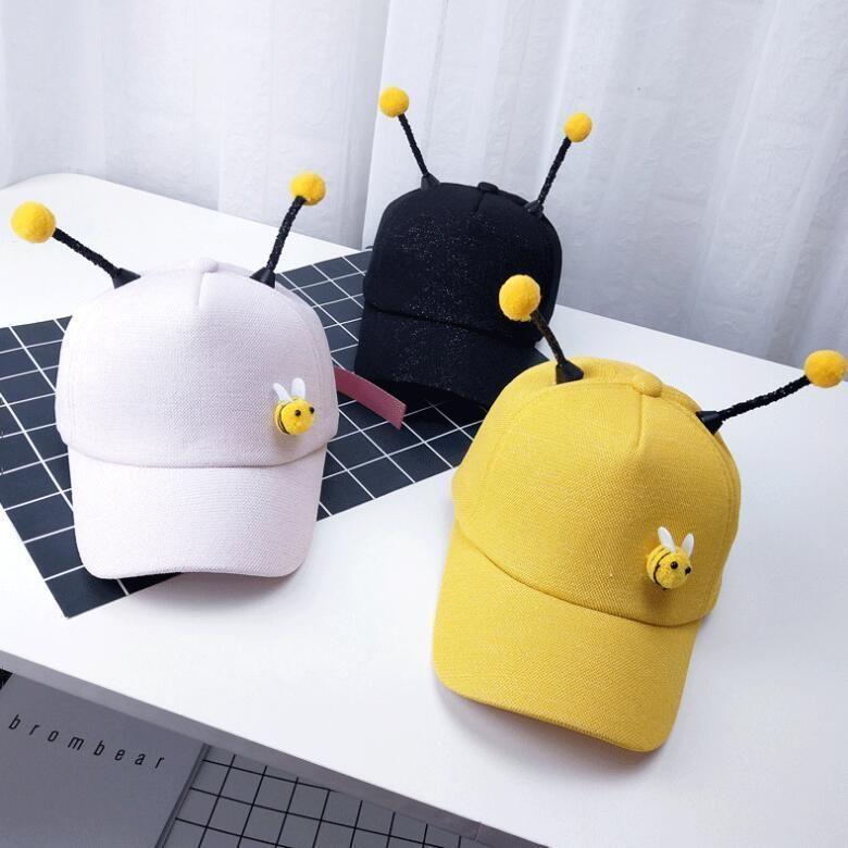 Bambini del bambino della molla del cappello protezione ragazzo Insect Cap Dropshipping Y19052004