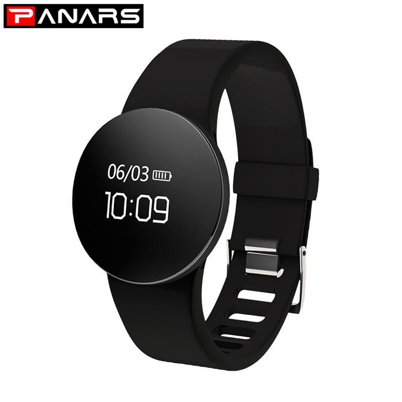 PANARS الرجال الجديدة الذكية للماء ووتش ساعة ذكية للياقة البدنية المقتفي للحصول على الروبوت IOS رجال الرياضة موضة ساعات ساعة لبس 9203