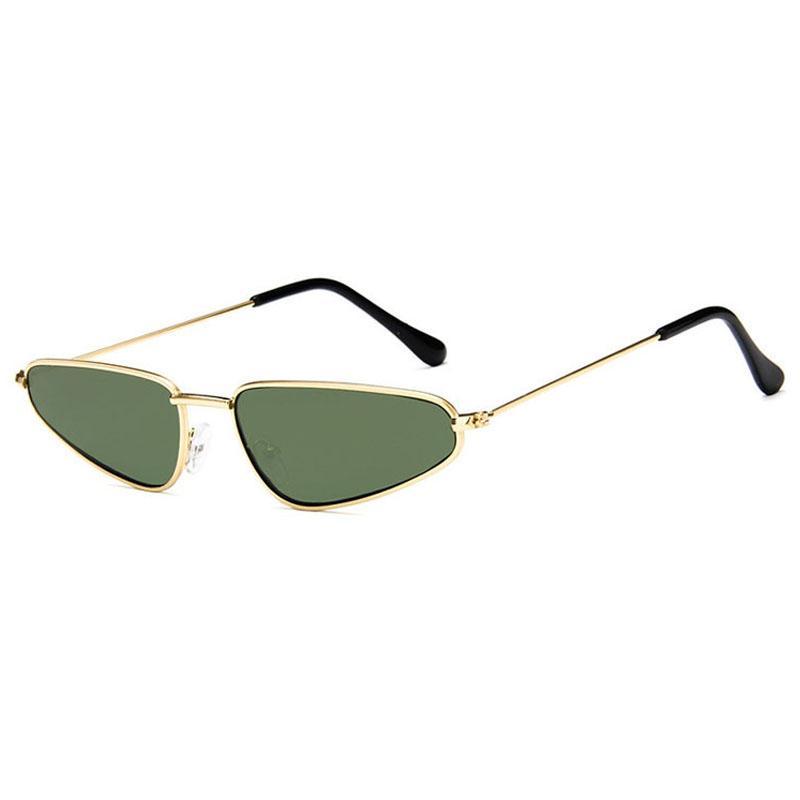 Солнцезащитные очки для женщин роскошные солнцезащитные очки женская мода солнцезащитные очки модные женские солнцезащитные очки маленькие тонкие дизайнерские солнцезащитные очки 1K8D1