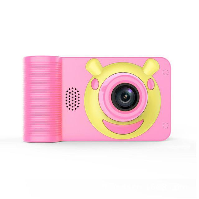 DishyKooker Mini HD Monitor Child 1080P Digital Camera Kid Digital Video Children Camera Birthday Toy Gift
