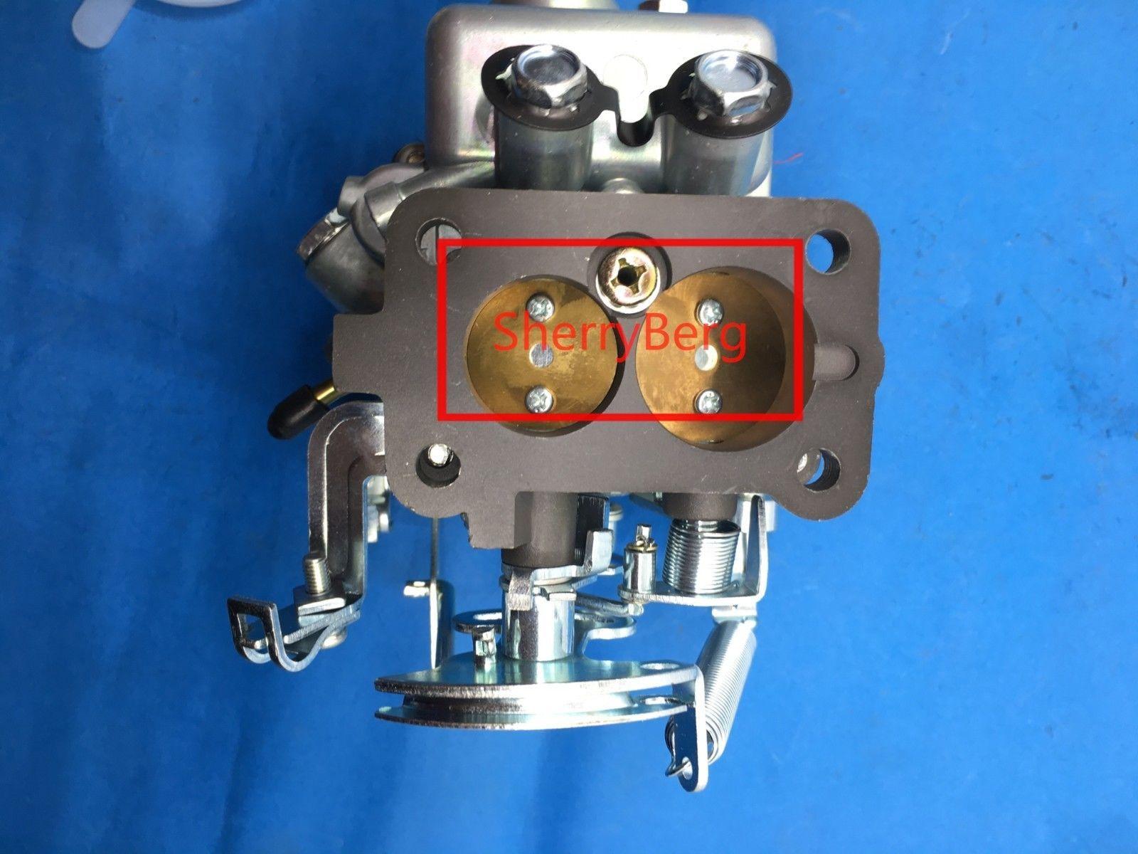 Yeni yedek karbüratör / Nissan A12 motor oem 16010-H1602 Güneşli a 12 için karbonhidrat