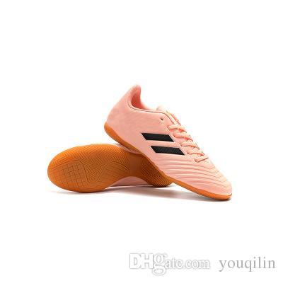 Открытый обувь Детская обувь Бутсы Футбол Ботинки для Man Профессиональный обуви Футзал Оригинал Футзал суд Детский футбол тапки мужчин