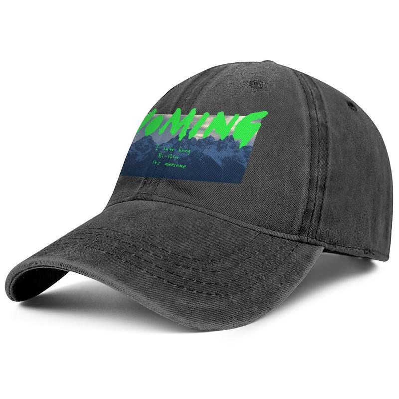 Kanye album mens e donne ovest voi berretto da baseball denim raffreddare arredata personalisedsports golf epoca cappelli trendyteam logo Kanye West My