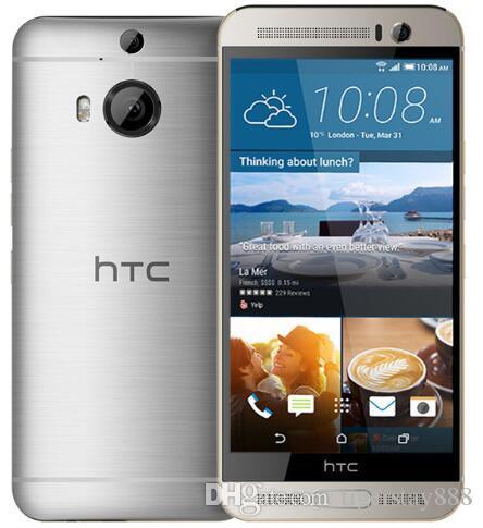 مجدد الأصلي HTC ONE M9 زائد M9 + 4G LTE 5.2 بوصة ثماني النواة 3GB RAM 32GB ROM 20MP كاميرا الهاتف المحمول الروبوت
