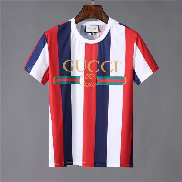 Livraison gratuite imprimé Phillip Mens T-shirt à manches courtes Mode de luxe Été Marque Casual PP T-shirt
