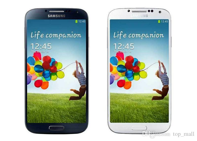 Original Refurbished Samsung Galaxy S4 i9500 i9505 Quad Core 2GB RAM 16GB ROM 13.0MP Camera 3G 4G LTE Network Phone