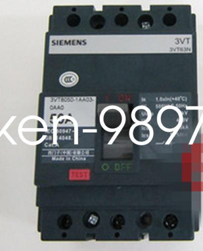 1PC Nueva Siemens 3VT8050-1AA03-0AA0 50A # 019