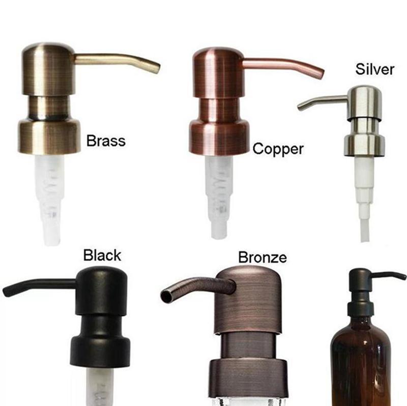 Savon pour les mains Distributeur de savon Moussant de Pompes Bouteille de cuisine et salle de bains savon pompe Conteneurs Bouteille IIA42