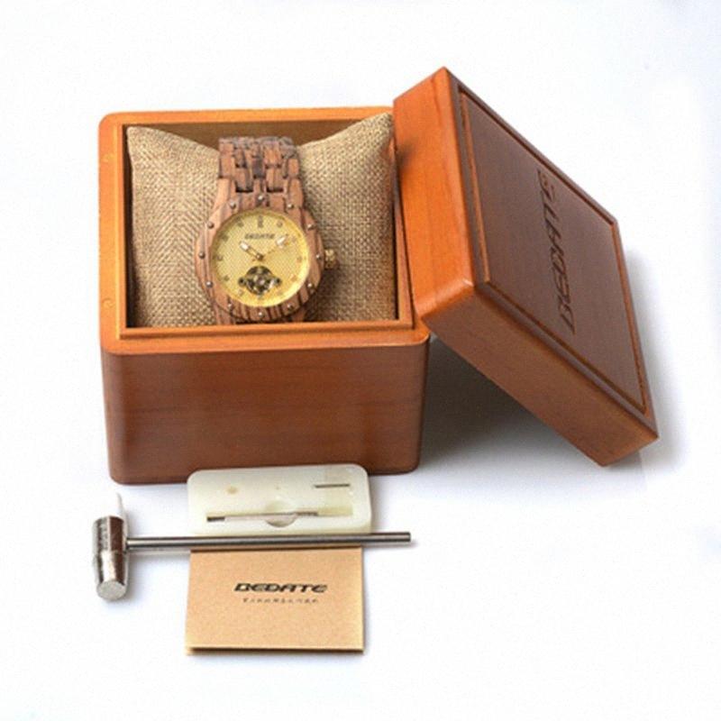 YENİ 2019 Üst Klasik Retro İzle Kutusu Lüks Saatler Saklama Kutusu Ahşap Yaratıcı Kişilik Koleksiyon Moda Saatler Kutuları İzle Cas hQv6 #