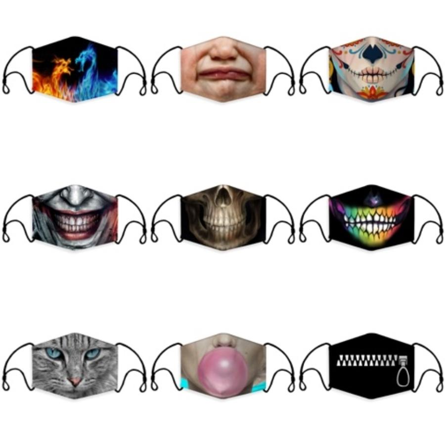 Trump 2020 Adult Face Cover Reusable Face Shield Dust Mask for Women /& Men