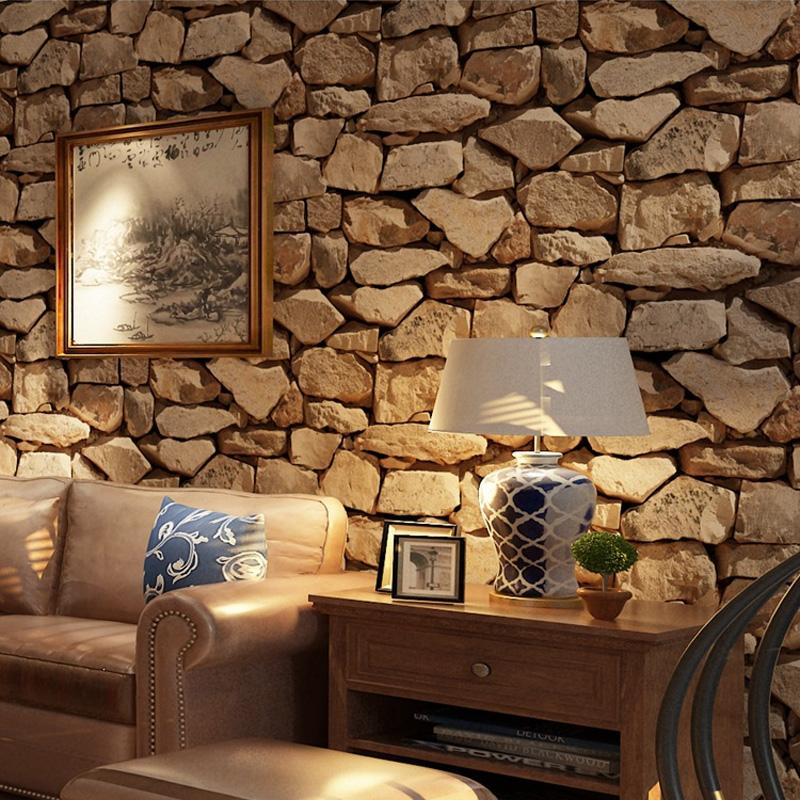 Vintage 3d Wallpaper Roll Stone Home Decoration Living Room Bedroom Background Wall Sticker Vinyl 4d Waterproof 3d Wall Pape Desktop Widescreen Wallpaper Desktops Wallpapers From Tongshop8 73 37 Dhgate Com