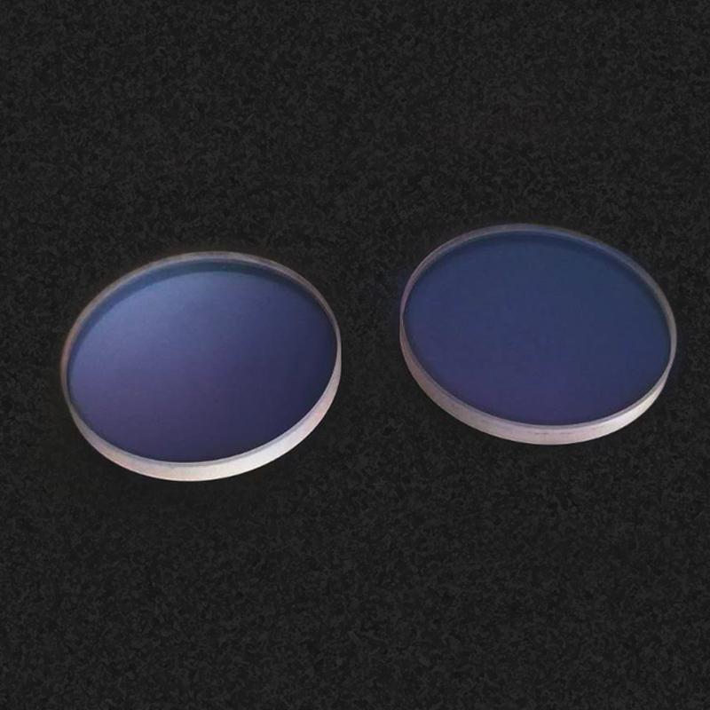 16*2mm Protective Window Glass lenses Film 532nmAR coating Quartz optical lens for laser welding machine