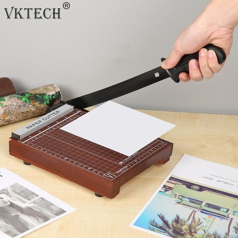 B5 / A5 / A4 papier Guillotine Cutter Trimmer Accueil bureau de l'école de papier Outils de coupe photo Découpe professionnelle machine T200107