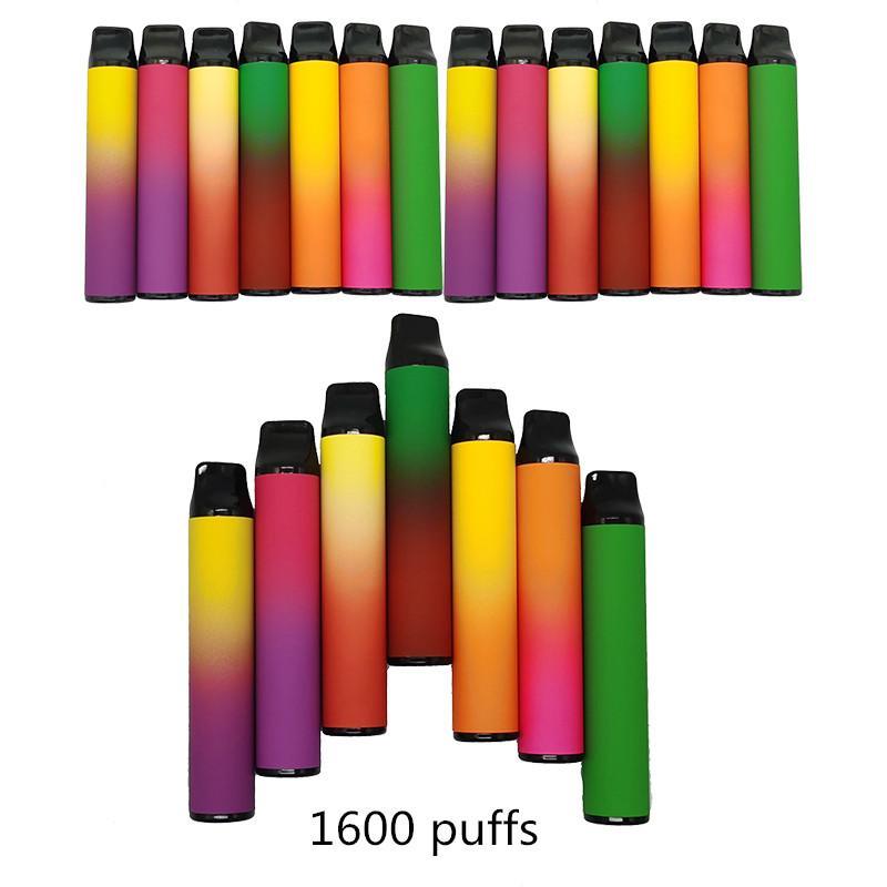 XXL descartável Pod dispositivos Com o Código de Segurança 1000mAh Bateria Vape Pen 6,5 ml Capacidade Esvaziar Vape Cartridge Embalagem