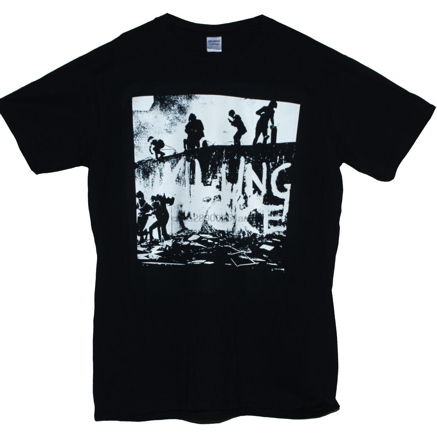 KILLING JOKE T shirt Industrial Rock Goth Metal Bauhaus Soundgarden Band Tee